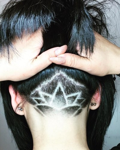 Best ideas about Undercut Hairstyles Female . Save or Pin 30 Hideable Undercut Hairstyles for Women You ll Want to Now.