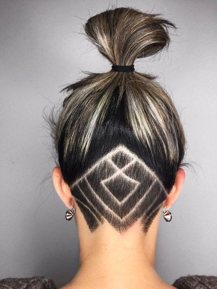 Best ideas about Undercut Hairstyles For Girls . Save or Pin 23 Undercut Hairstyles for Women That Are a Party in the Now.