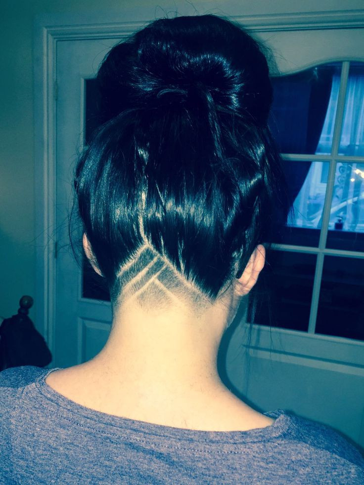 Best ideas about Undercut Hairstyles For Girls . Save or Pin Best 25 Girl undercut design ideas on Pinterest Now.