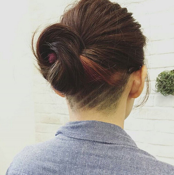 Best ideas about Undercut Hairstyles For Girls . Save or Pin 30 Awesome Undercut Hairstyles for Girls 2019 Now.