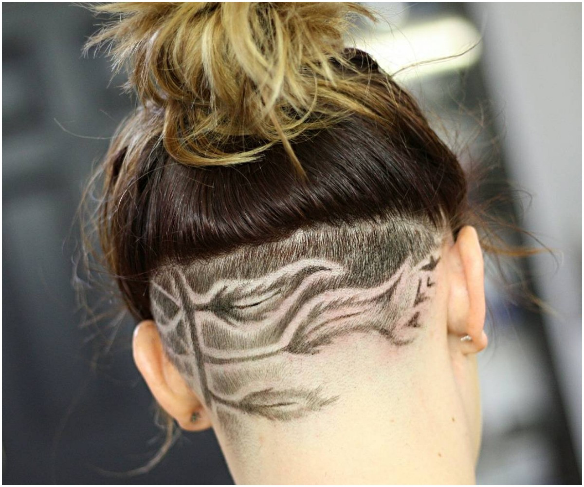 Best ideas about Undercut Hairstyles For Girls . Save or Pin Teens Archives MENHAIRDOS Now.