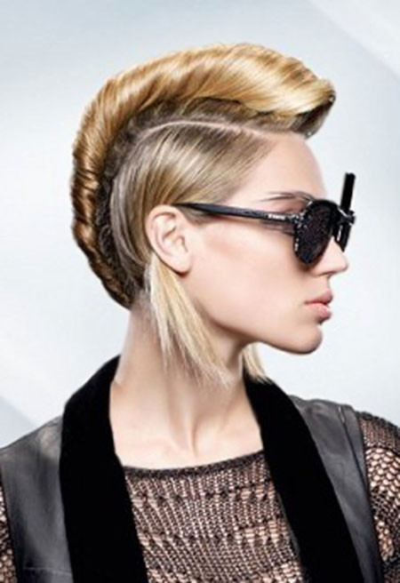 Best ideas about Undercut Hairstyles For Girls . Save or Pin Gorgeous Undercut Hairstyles for Girls Fave HairStyles Now.