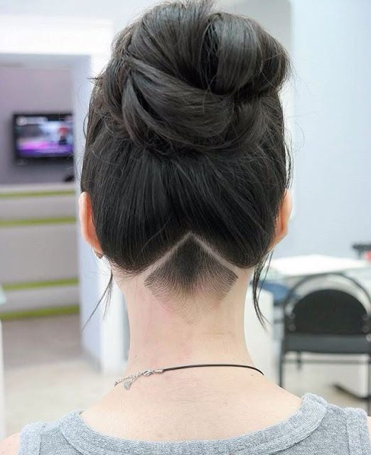 Best ideas about Undercut Hairstyles For Girls . Save or Pin 30 of the Best Nape Undercut Hairstyles Now.