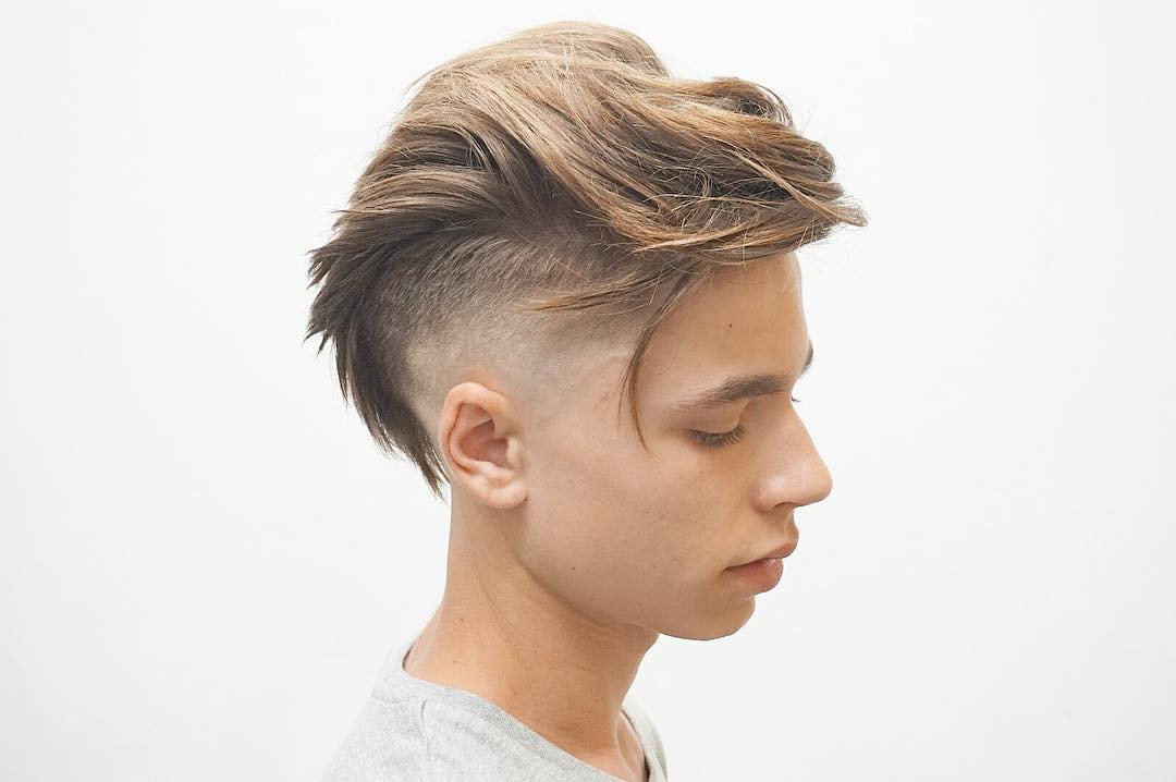 Best ideas about Undercut Hairstyles . Save or Pin Undercut Fade Now.