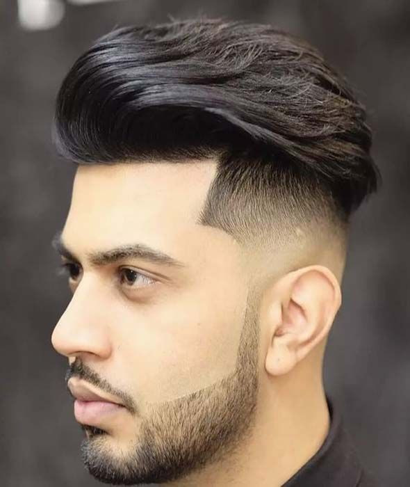 Best ideas about Undercut Mens Hairstyles 2019 . Save or Pin Best Undercut Fade Men Hairstyles 2019 Now.