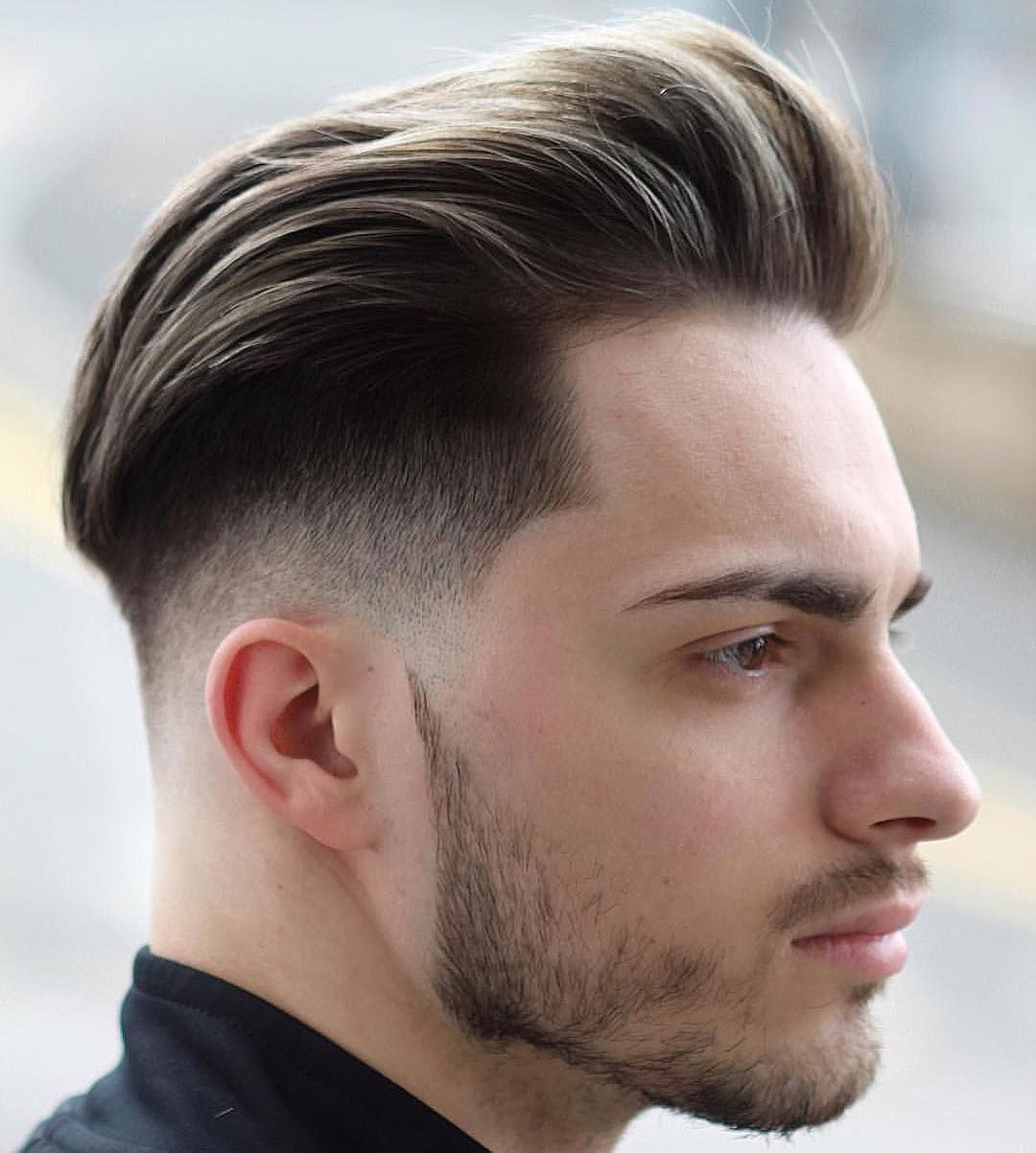Best ideas about Undercut Mens Hairstyles 2019 . Save or Pin 73 Cool Slick Back Mens Hair Cuts 2019 Updated Gallery Now.