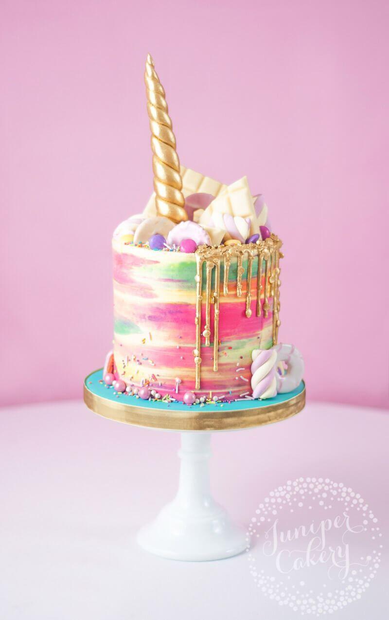 Best ideas about Unicorn Birthday Cake . Save or Pin Super Magical Rainbow Unicorn Cake Now.