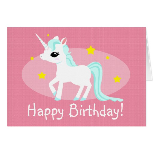 Best ideas about Unicorn Birthday Wishes . Save or Pin Unicorn birthday wishes customisable card Now.