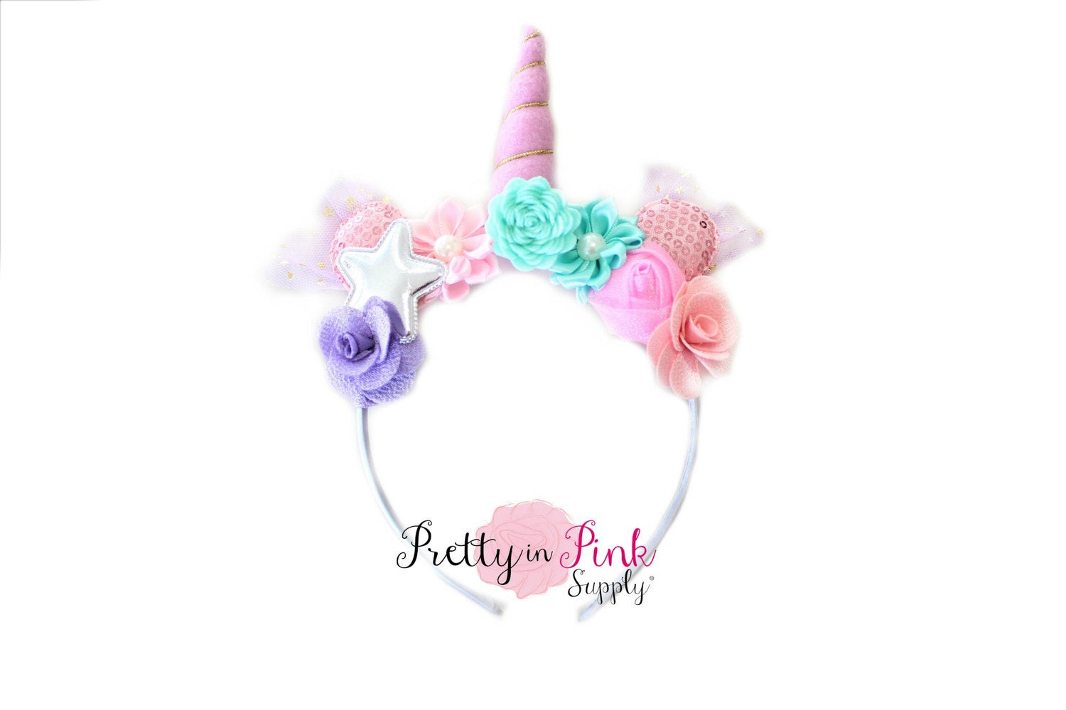 Best ideas about Unicorn Headband DIY . Save or Pin Galaxy Unicorn DIY Headband Kit 377 DIY Kit Unicorn Now.