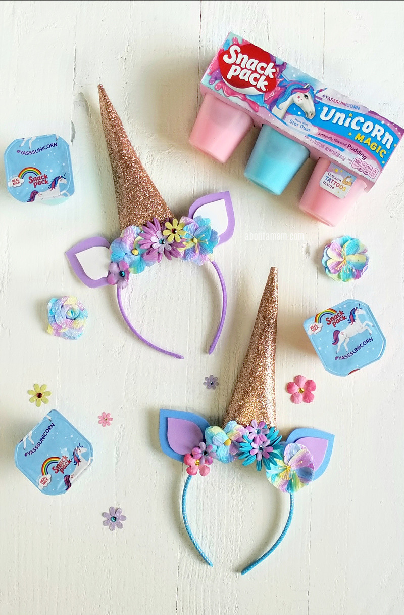 Best ideas about Unicorn Headband DIY . Save or Pin How to Make a Unicorn Headband with Free Printable Pattern Now.