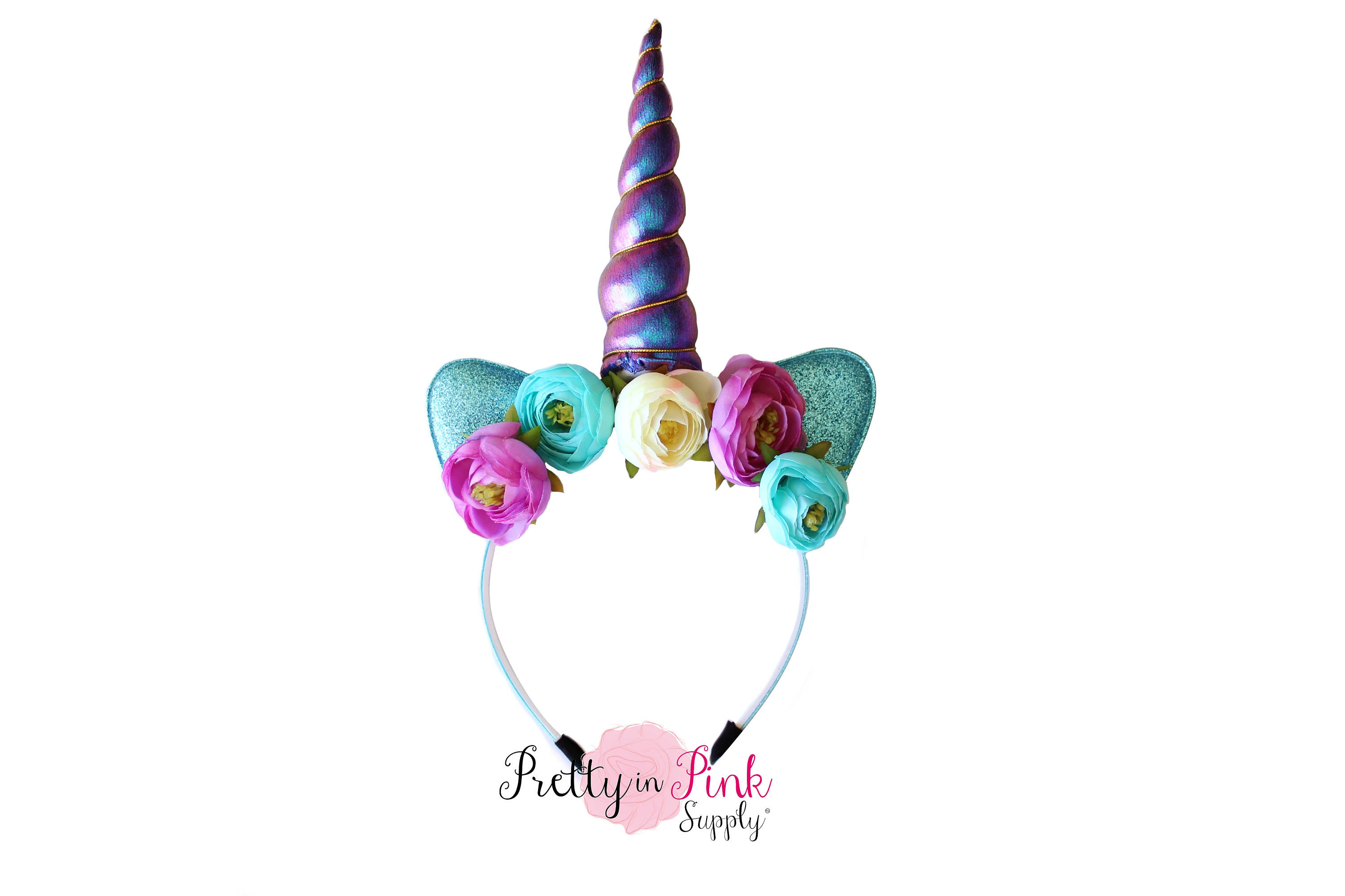 Best ideas about Unicorn Headband DIY . Save or Pin Blueberry Unicorn D I Y Headband Kit 411 Headband D I Y Kit Now.