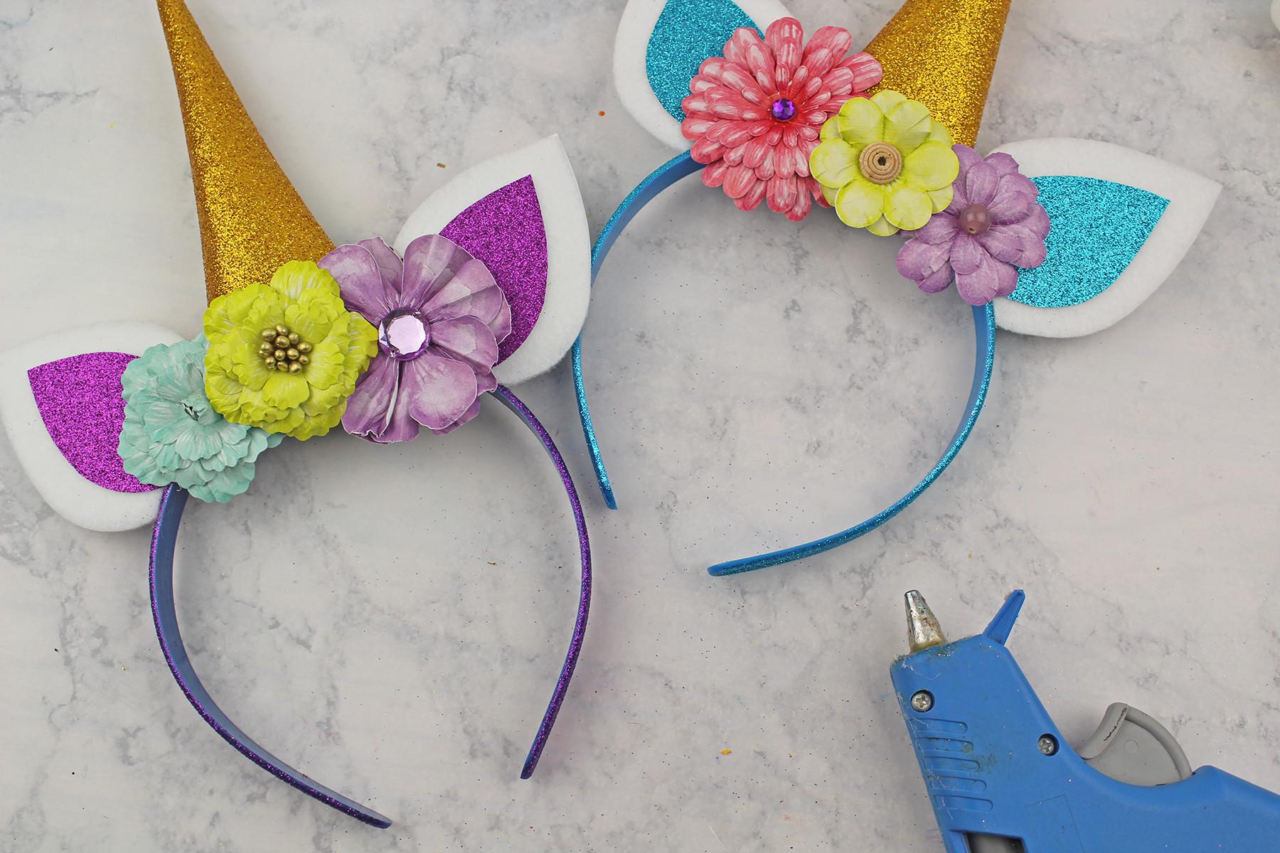 Best ideas about Unicorn Headband DIY . Save or Pin DIY Unicorn Headbands Extreme Couponing Mom Now.