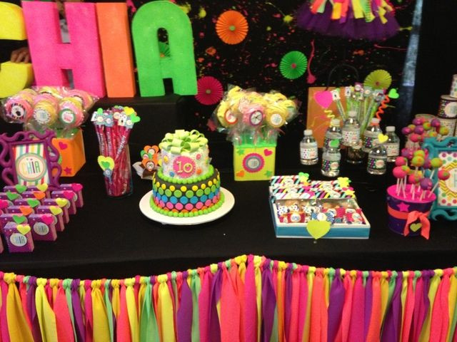 Best ideas about Unique 13th Birthday Party Themes . Save or Pin 13th Birthday Party Ideas for Theme Options Now.