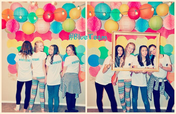 Best ideas about Unique 13th Birthday Party Themes . Save or Pin Kara s Party Ideas Glam Instagram Themed 13th Birthday Now.