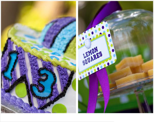 Best ideas about Unique 13th Birthday Party Themes . Save or Pin Kara s Party Ideas Volleyball Themed 13th Birthday Party Now.