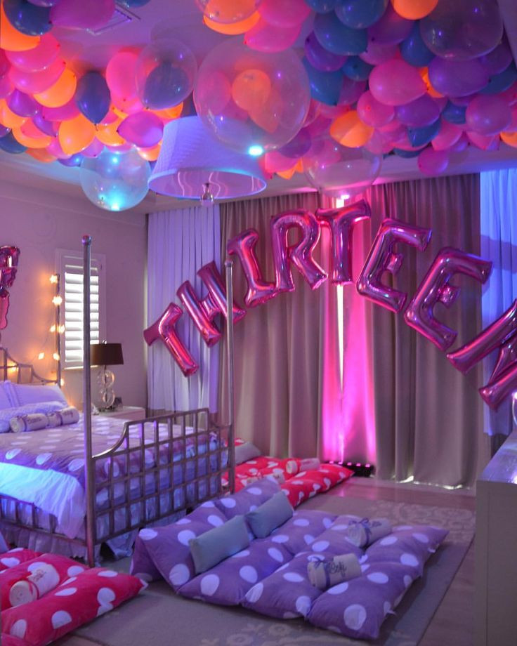 Best ideas about Unique 13th Birthday Party Themes . Save or Pin Pin by Stacey Refermat on Hayley 13 Xmas Now.