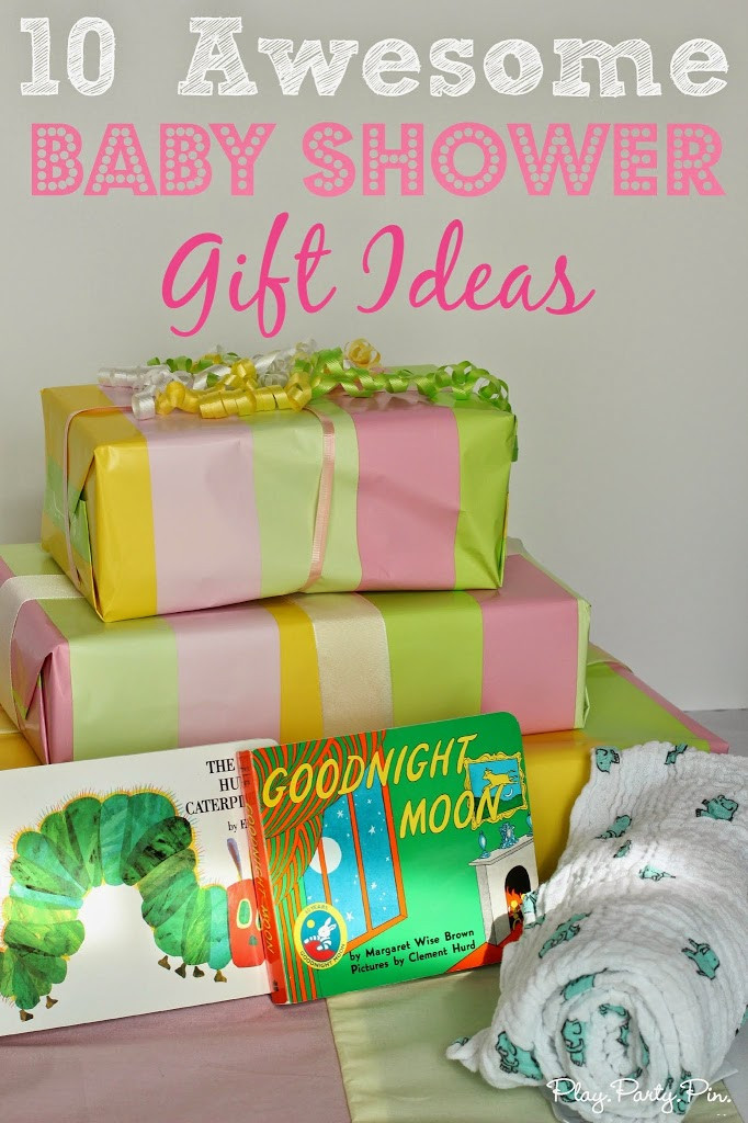Best ideas about Unique Baby Gift Ideas . Save or Pin 10 Great Baby Shower Gift Ideas Now.