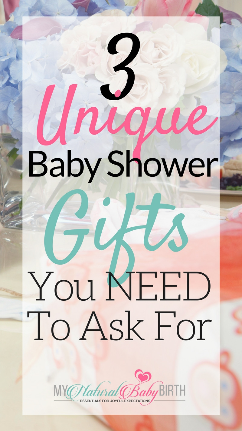 Best ideas about Unique Baby Girl Gift Ideas . Save or Pin 3 Unique Baby Shower Gifts You Need To Ask For Now.
