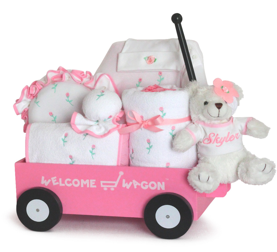 Best ideas about Unique Baby Girl Gift Ideas . Save or Pin Unique Baby Girl Gifts by Silly Phillie News from Silly Now.