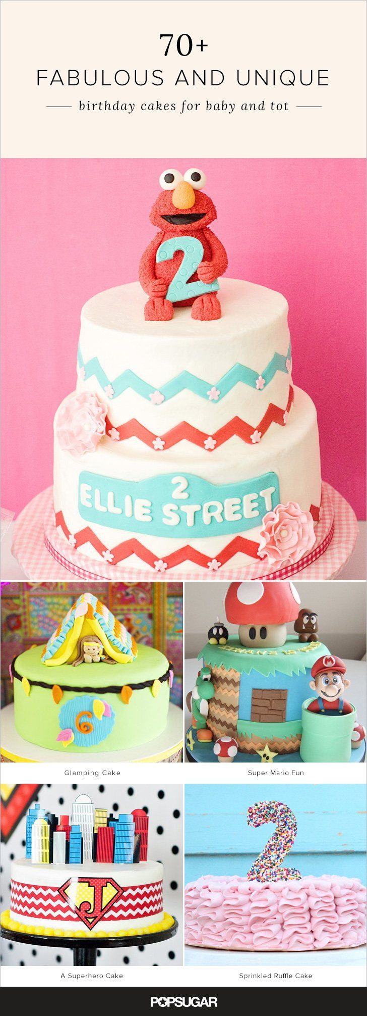 Best ideas about Unique Birthday Party Ideas . Save or Pin Best 25 Unique birthday cakes ideas on Pinterest Now.