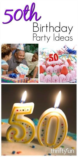 Best ideas about Unique Birthday Party Ideas . Save or Pin Unique 50th Birthday Party Ideas Now.