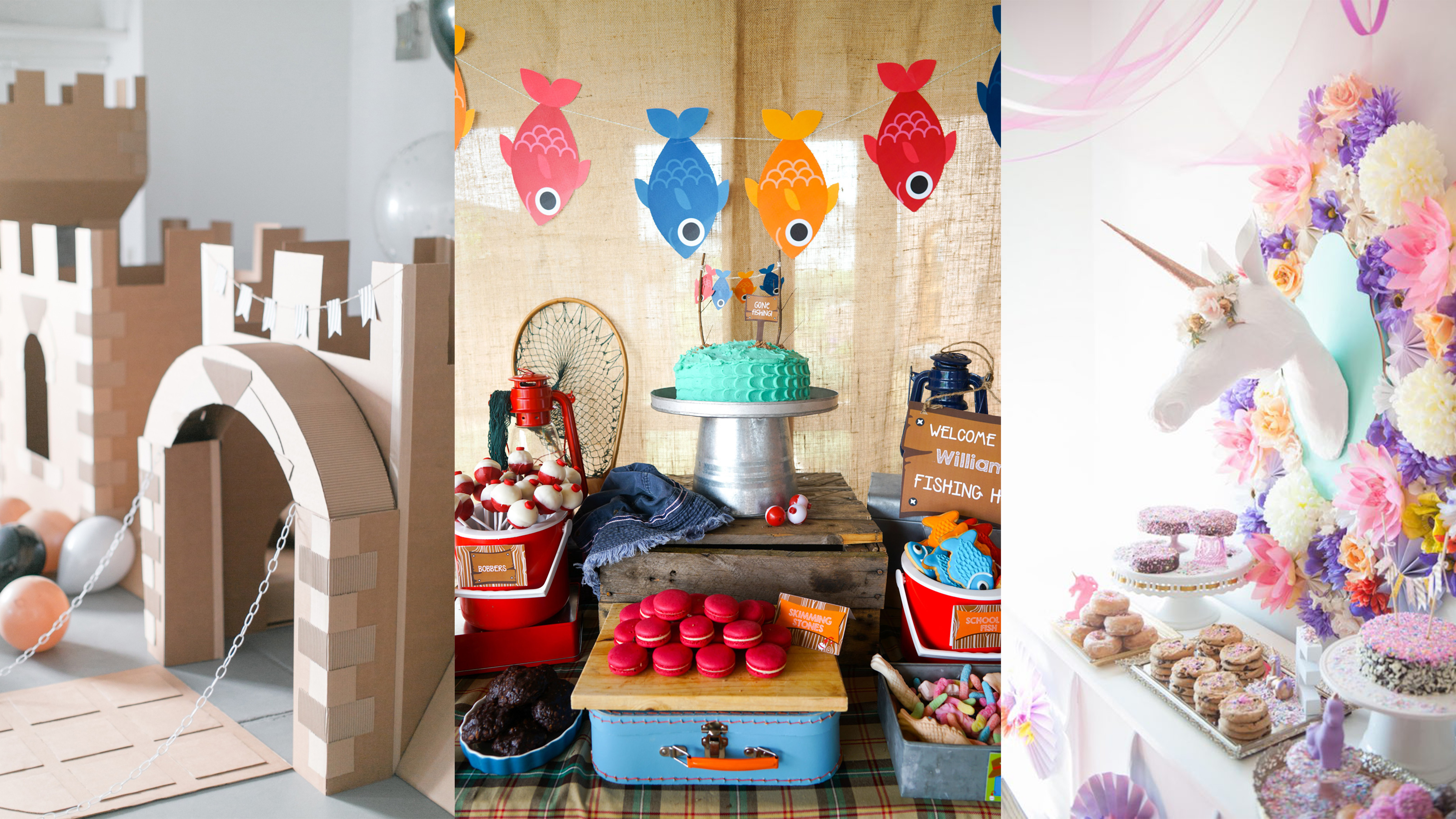 Best ideas about Unique Birthday Party Ideas . Save or Pin 10 Unique Birthday Party Themes for Kids Best Childrens Now.