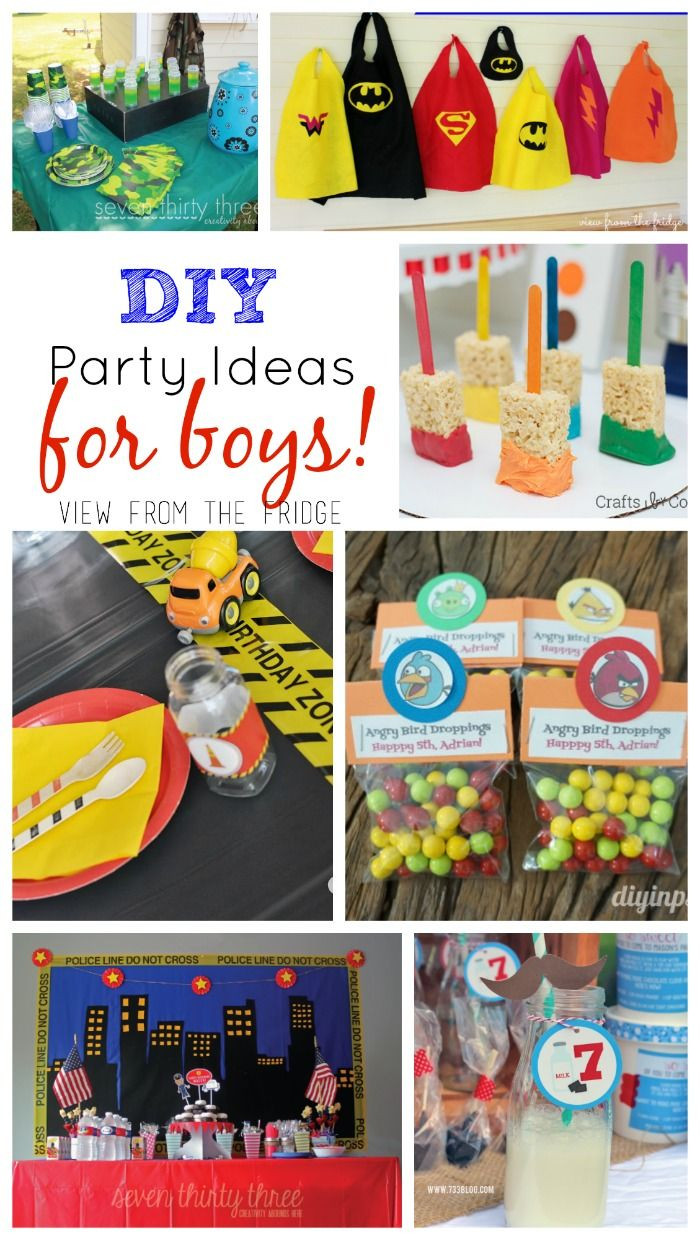 Best ideas about Unique Birthday Party Ideas . Save or Pin Best 25 Unique birthday party ideas ideas on Pinterest Now.