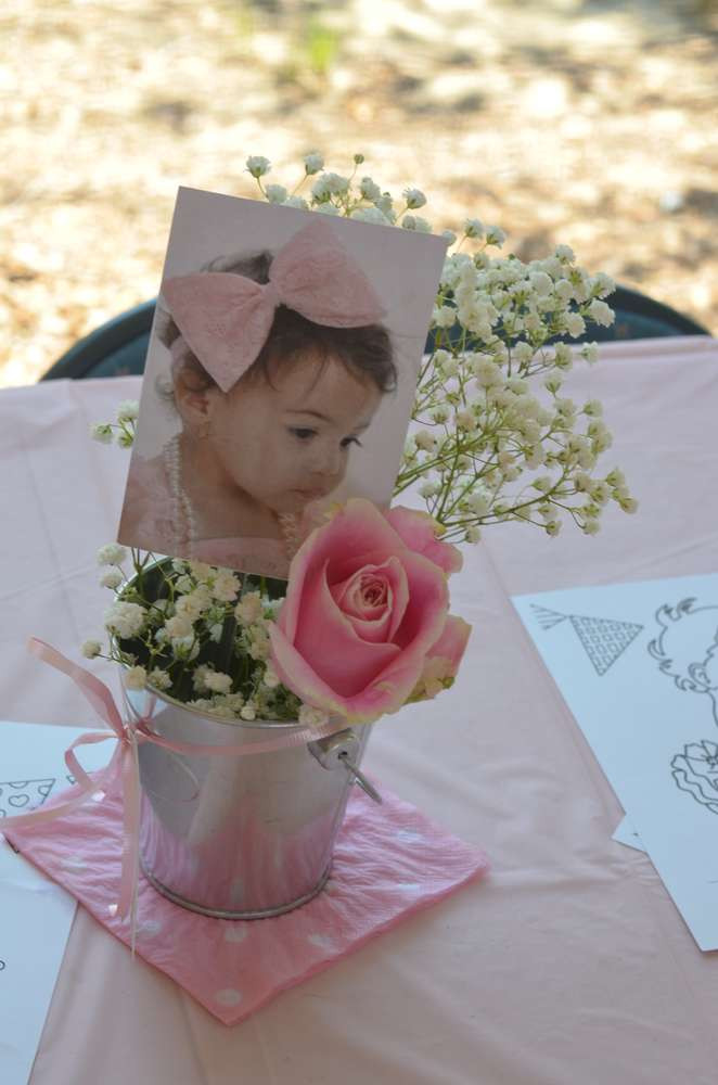 Best ideas about Unique Birthday Party Ideas . Save or Pin 21 Pink and Gold First Birthday Party Ideas Pretty My Now.