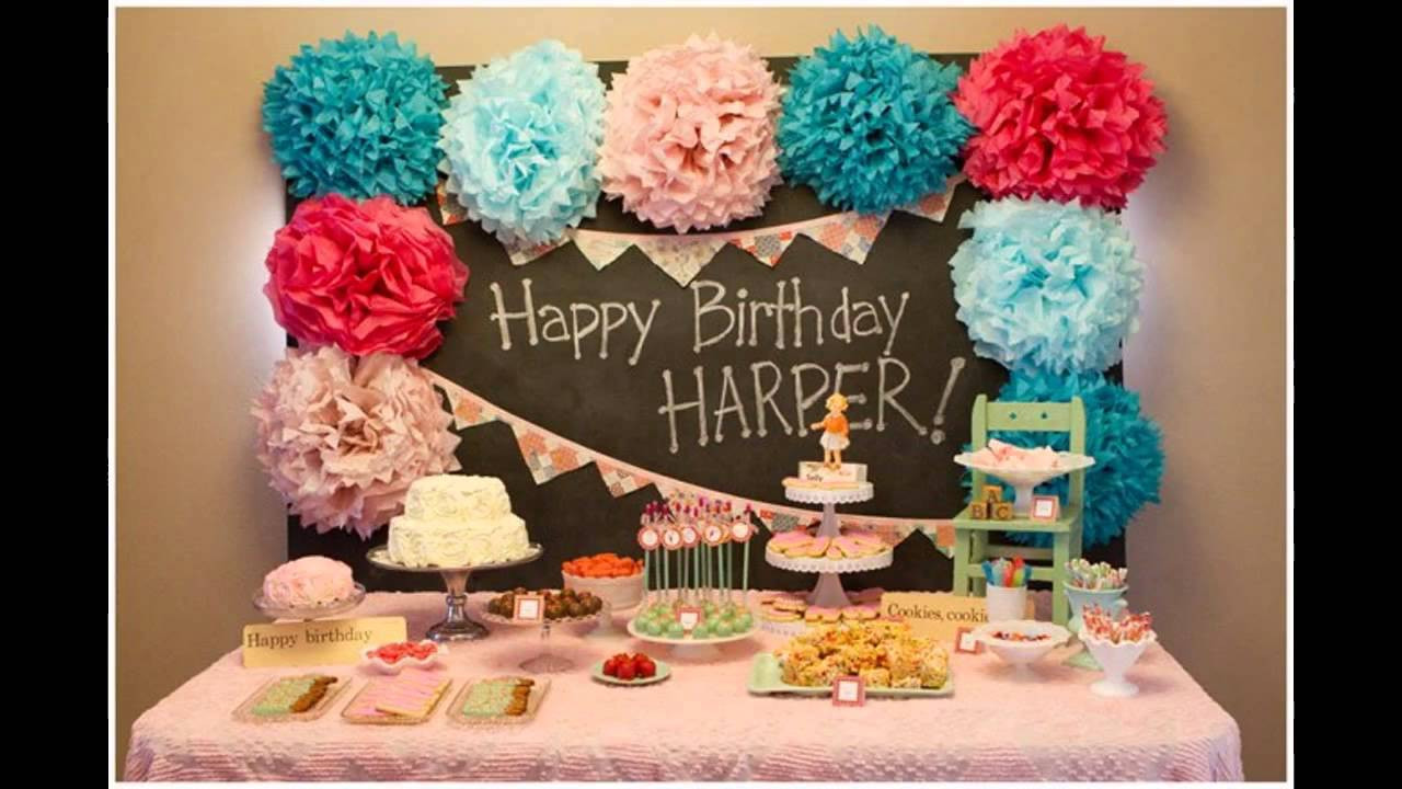 Best ideas about Unique Birthday Party Ideas . Save or Pin Unique 1st bday party decorations ideas Now.