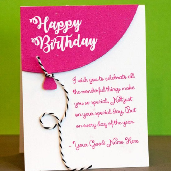 Best ideas about Unique Birthday Wishes For Friends . Save or Pin 60 Unique Birthday Wishes for Friends to Surprise Him Her Now.