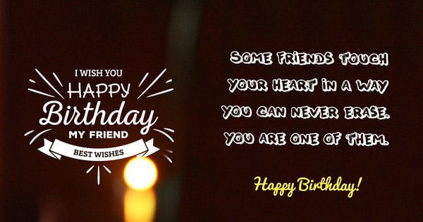 Best ideas about Unique Birthday Wishes For Friends . Save or Pin 50 Most Unique Birthday Wishes For You My Happy Birthday Now.