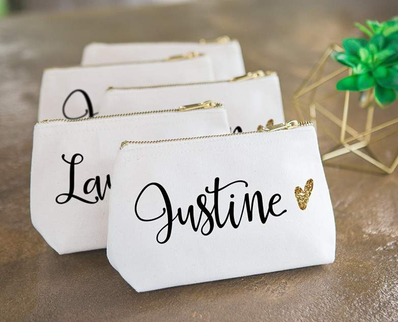 Best ideas about Unique Bridesmaid Gift Ideas . Save or Pin Top 10 Best Personalized Bridesmaid Gifts Now.