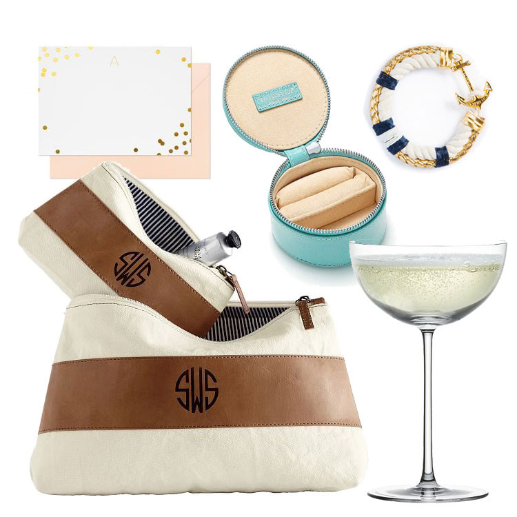 Best ideas about Unique Bridesmaid Gift Ideas . Save or Pin 10 Unique Bridesmaids Gifts Now.