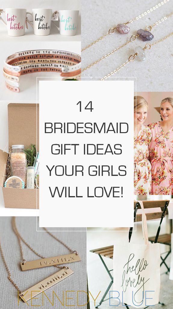 Best ideas about Unique Bridesmaid Gift Ideas . Save or Pin 25 best Bridesmaid ts unique ideas on Pinterest Now.