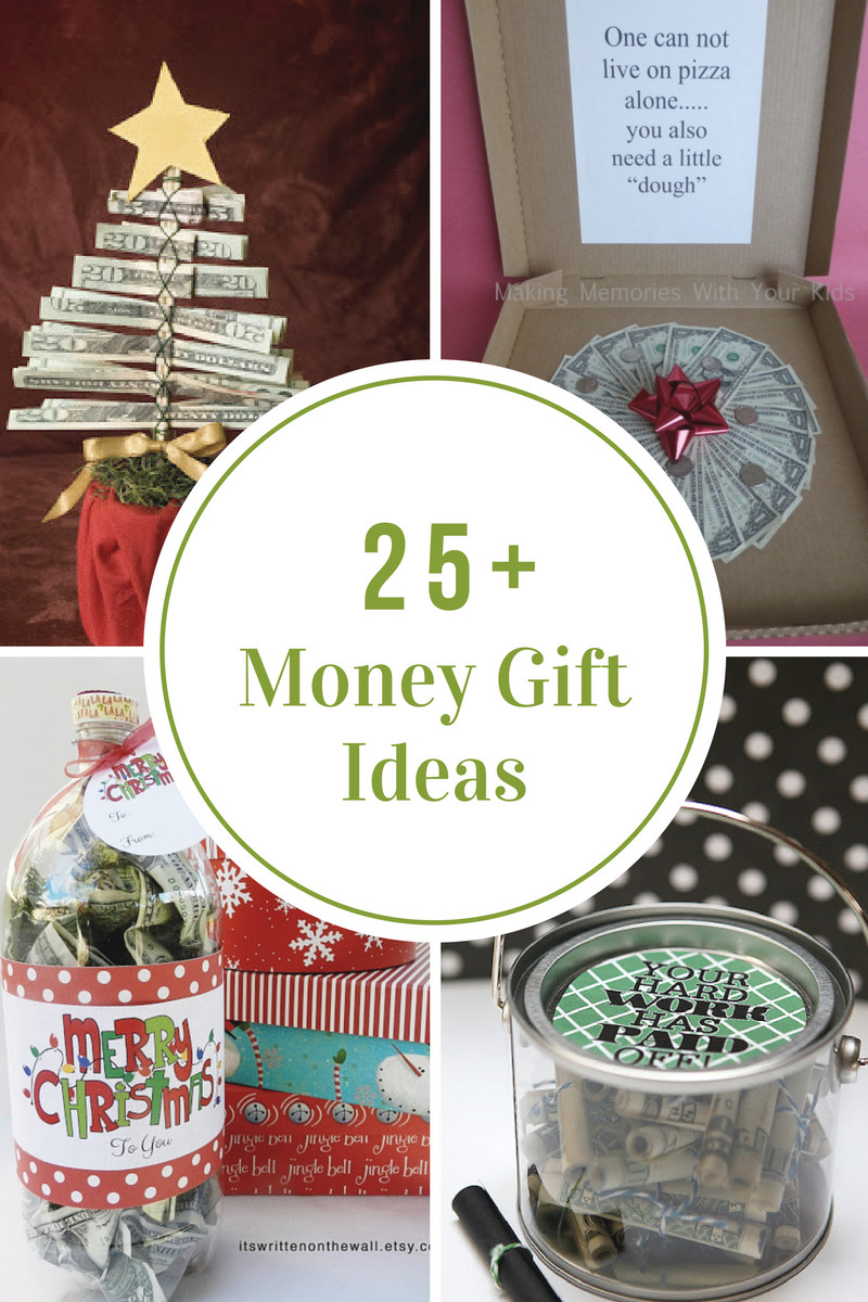 Best ideas about Unique DIY Gifts . Save or Pin Creative Ways to Give Money as a Gift The Idea Room Now.