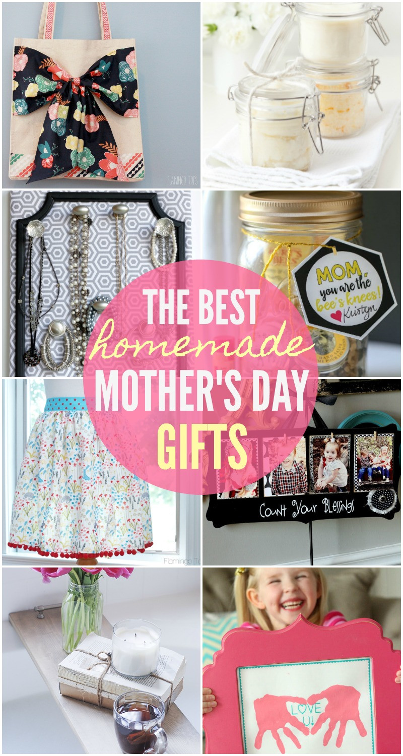 Best ideas about Unique DIY Gifts . Save or Pin BEST Homemade Mothers Day Gifts so many great ideas Now.