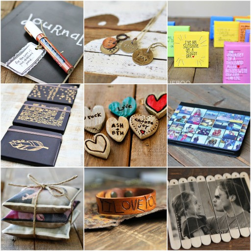 Best ideas about Unique DIY Gifts . Save or Pin DIY Handmade Valentines Day Gift Ideas Unique Homemade Now.