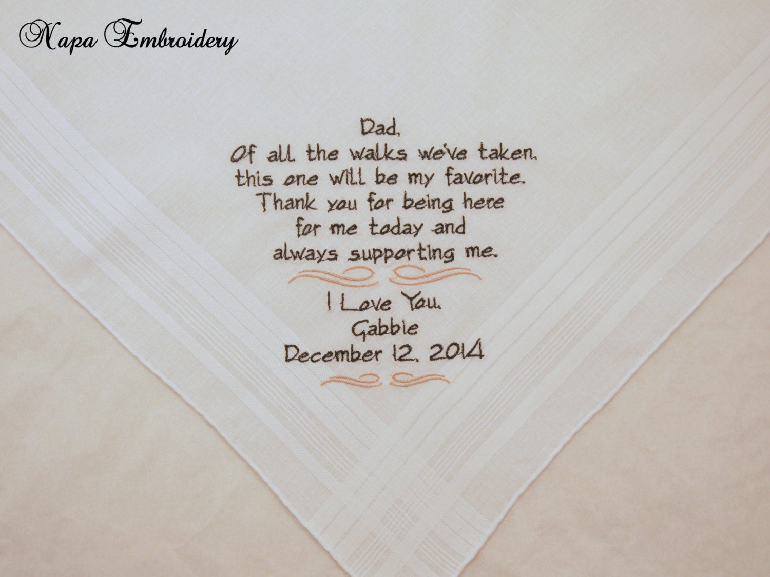 Best ideas about Unique Father Of The Bride Gift Ideas . Save or Pin Wedding Gifts for Father of the Bride Personalized Wedding Now.
