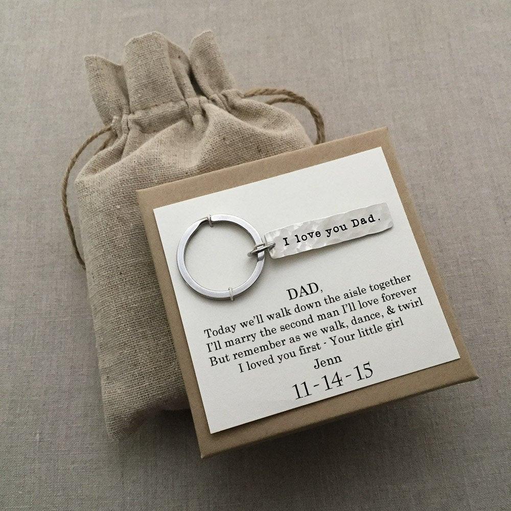 Best ideas about Unique Father Of The Bride Gift Ideas . Save or Pin Father of the Bride Gift from Bride Father of the Bride Gift Now.