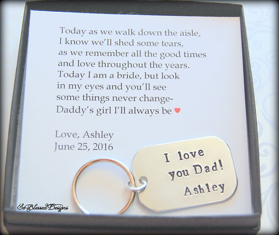 Best ideas about Unique Father Of The Bride Gift Ideas . Save or Pin Father of the Bride t from Bride Father of Bride t Now.