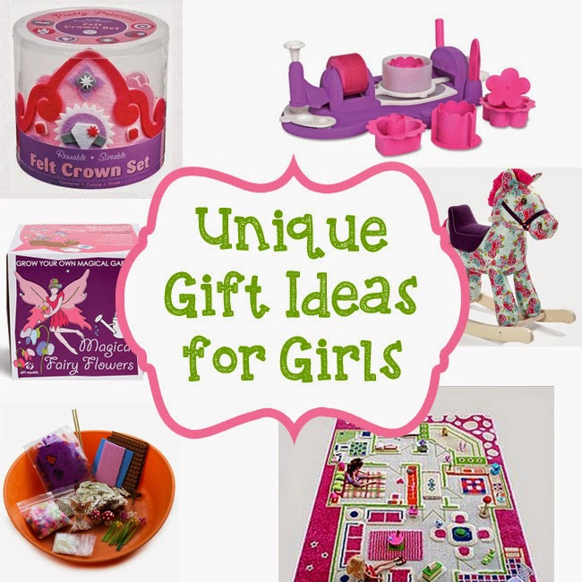 Best ideas about Unique Gift Ideas For Girls . Save or Pin Unique Gift Ideas for Girls 2014 Now.