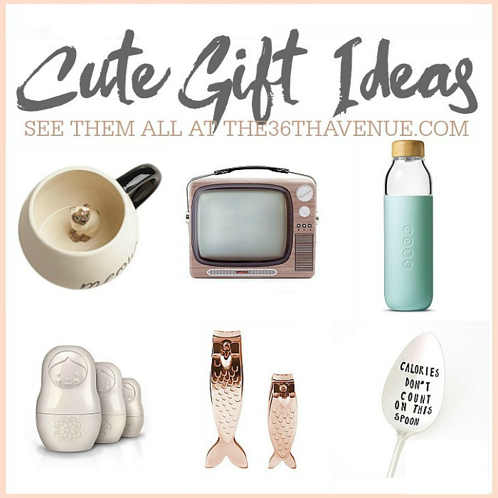 Best ideas about Unique Gift Ideas For Women . Save or Pin 25 Gift Ideas Cute Women Gifts The 36th AVENUE Now.