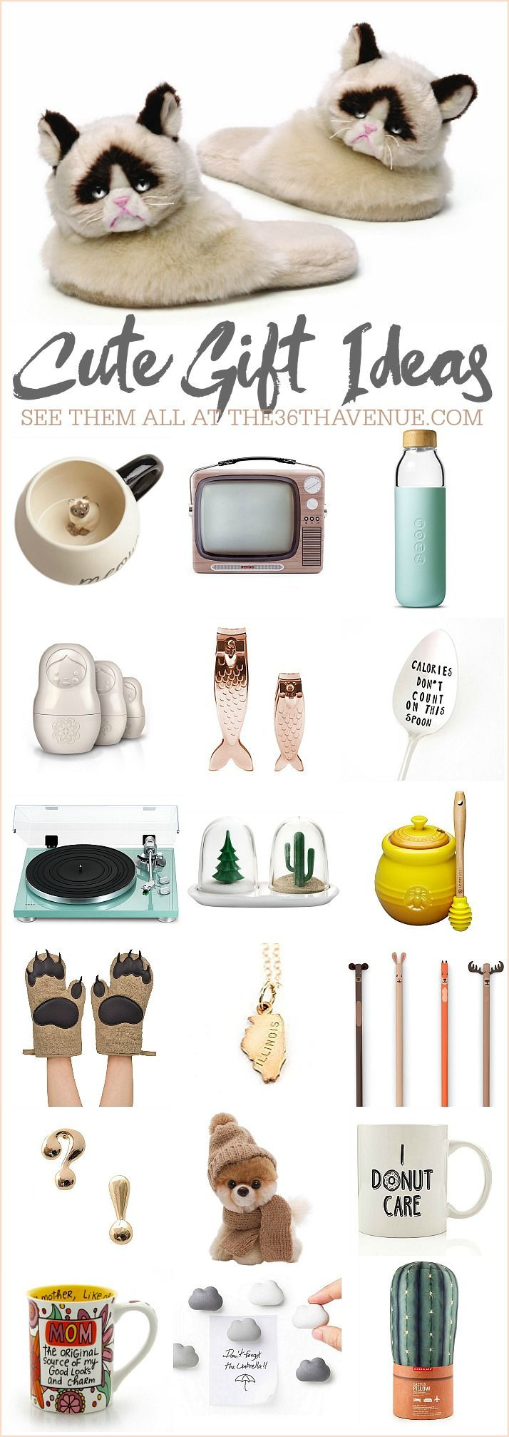 Best ideas about Unique Gift Ideas For Women . Save or Pin Best 25 Grumpy cat birthday ideas on Pinterest Now.