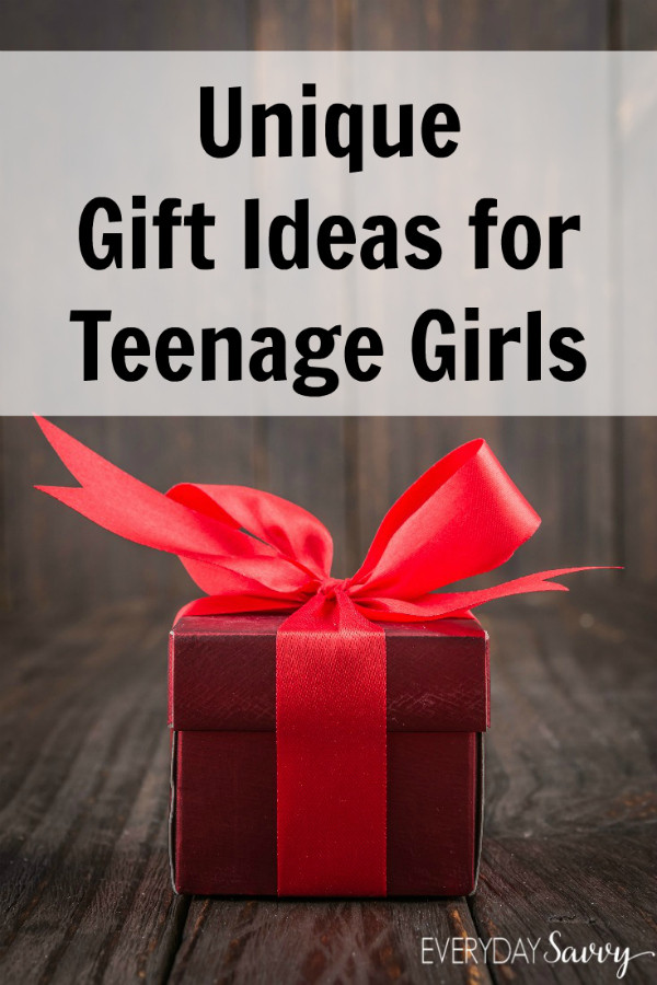 Best ideas about Unique Gift Ideas For Women . Save or Pin Fun Unique GIft Ideas for Teenage Girls Teen Girls Now.