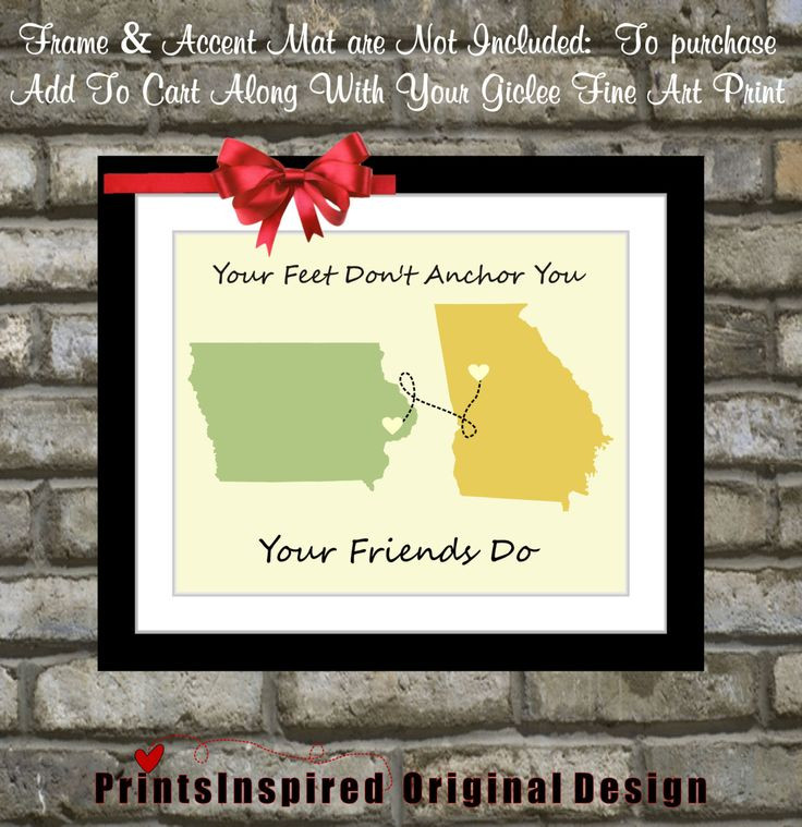 Best ideas about Unique Gifts For Friends Birthday . Save or Pin Gifts for Best Friends Unique Birthday Gift by Now.