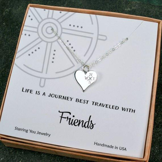 Best ideas about Unique Gifts For Friends Birthday . Save or Pin Gifts for Friends Unique Best Friend Gift Friendship Now.