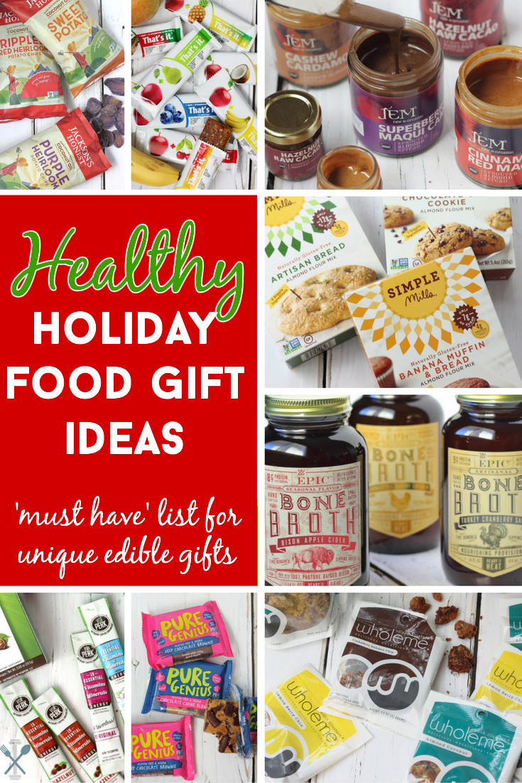 Best ideas about Unique Holiday Gift Ideas . Save or Pin Healthy and Unique Holiday Food Gifts Now.
