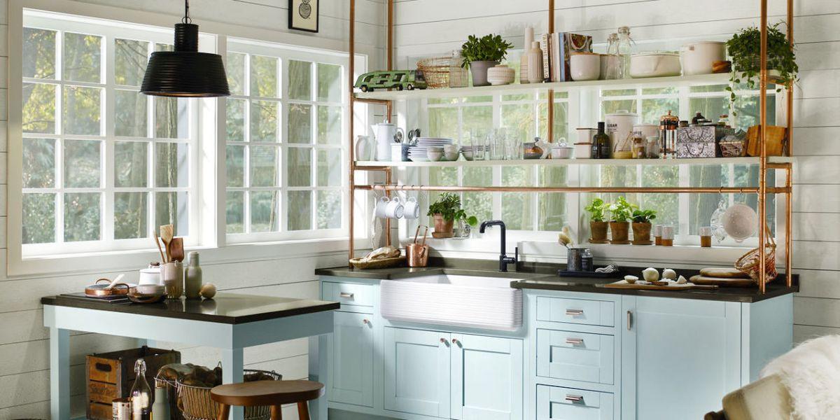 Best ideas about Unique Kitchen Ideas . Save or Pin 24 Unique Kitchen Storage Ideas Easy Storage Solutions Now.