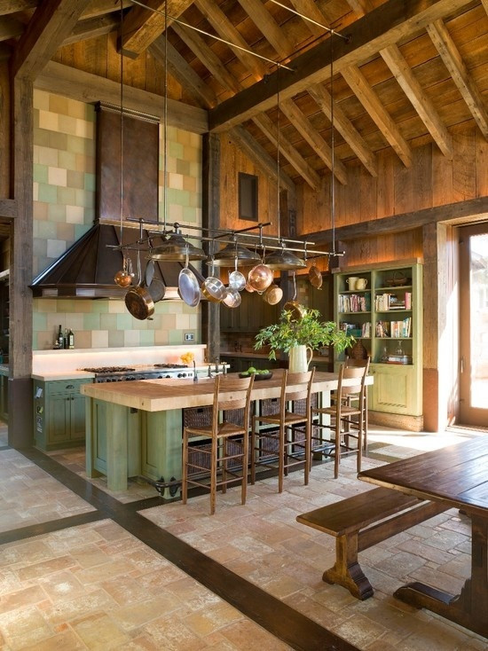 Best ideas about Unique Kitchen Ideas . Save or Pin 72 Unique Kitchen Island Designs DigsDigs Now.