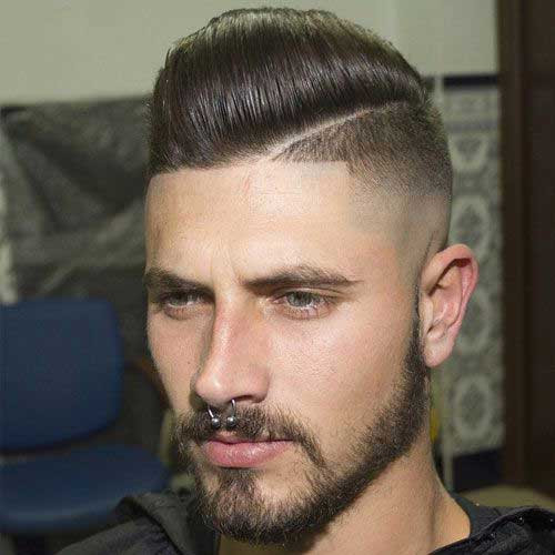 Best ideas about Unique Mens Hairstyles . Save or Pin 15 Unique Mens Hairstyles Now.
